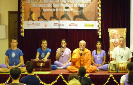 Yoga Therapy Conference For Cancer